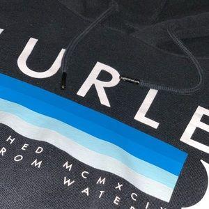 Hurley Black Hoodie